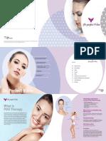 Thread - Dr. Perfect v Line Brochure en Small Size