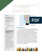 assessment portfolio guidelines