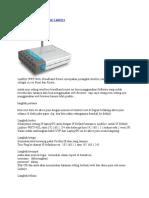 Cara Setting Access Point LinkSys