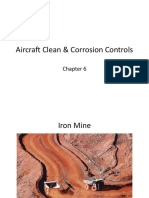 Aircraft Cleaning Corrosion