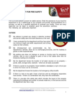 Guelph Fire Safety Checklist
