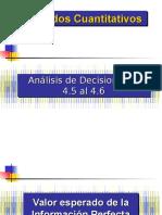 Modelos Cuantitativos 4.5-4.6