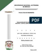 Evaluación de Proyectos Campos Maduros contra Campos de Shale Gas