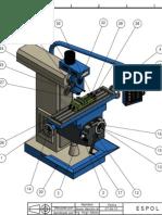 proyecto de dibujo mecanico - segundo parcial