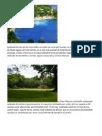 Lugares Turisticos de Honduras