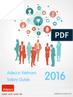 Adecco - Vietnam Salary Guide 2016