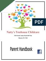 natalie handbook childcare