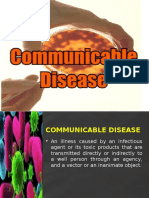 Communicable Disease (Intro)