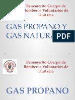 Gas Propano y Gas Natural
