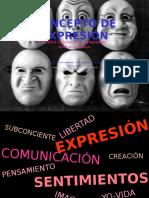 Presentación Teorías sobre la expresión