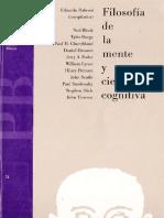 Rabossi (Comp.) - Filosofía de La Mente y Ciencia Cognitiva
