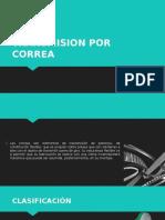 Transmision Por Correa