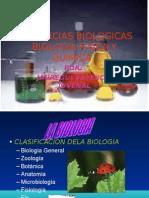 La Ciencias Biologic As