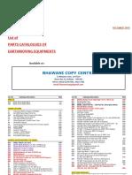 Catalog List -DeC'15