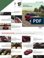 Ford Figo Aspire Brochure