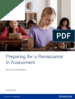 preparing for a renaissance in assessment