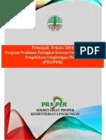 Buku Petunjuk Dekon PROPER 2014