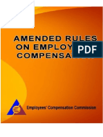 Booklet Amended Rules on EC 2014