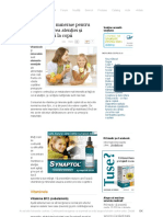 Vitamine Si Minerale Pentru Imbunatatirea Atentiei Si Concentrarii Copiilor
