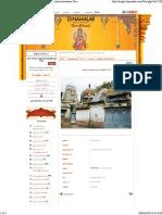 Anathandavapuram Sivan Temple