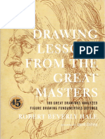 Drawing Lessons From the Great Masters-71