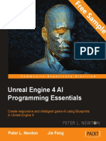 Unreal Engine 4 AI Programming Essentials - Sample Chapter