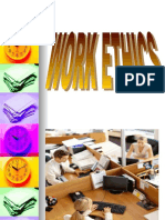 Ppt on Work Ethics
