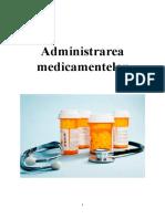 Administrarea Medicamentelor Pe Cale Bucala