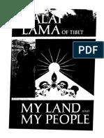 Jetsun Jamphel Ngawang Lobsang Yeshe Tenzin Gyatso, HH Dalai Lama XIV. My Land and My People 1962