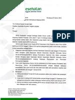Hasil Scan Surat Pengantar Formularium Nasional 2015