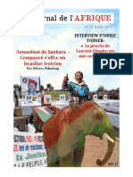Le Journal de l'Afrique 19