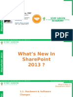 01_What's New in SharePoint 2013