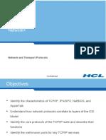 Network & Transport
