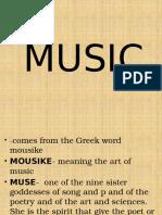 Different Musical Symbol