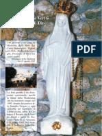 Inserto libro su Madonna Civitavecchia