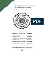 Laporan Stase Manajemen Keperawatan Di Ruang Arofah - Copy