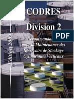 CODRES_2009_DIV_2_-_Sommaire