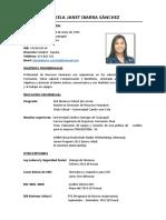 Daniela Janet Ibarra Sánchez - Spn