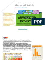 New Migrants to the Cities