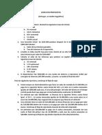 Ejercicios Propuestos( Introducción)