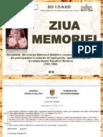 ZIUA MEMORIEI