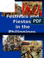 Fiestas and Festivals in the Philippines