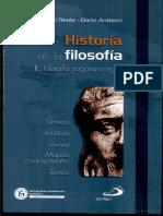 Historia de La Filosofia - Extractos