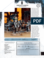 40k Rules Deathwatch