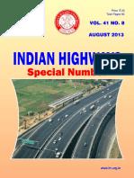Indian Highways Vol.41 8 Aug 13