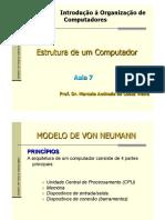 Aula 7 - Estrutura de um Computador.pdf