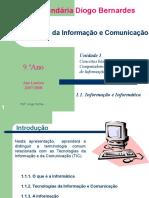Unidade 1.1. - Informacao e Informatica.ppt