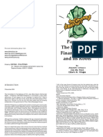 Papers on the Philippine Financial Crisis and Its Roots Nov 2004