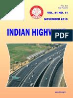 Indian Highways Vol.41 11 Nov 13