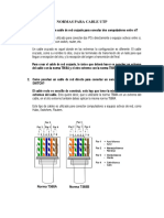 Normas Para Cable UTP